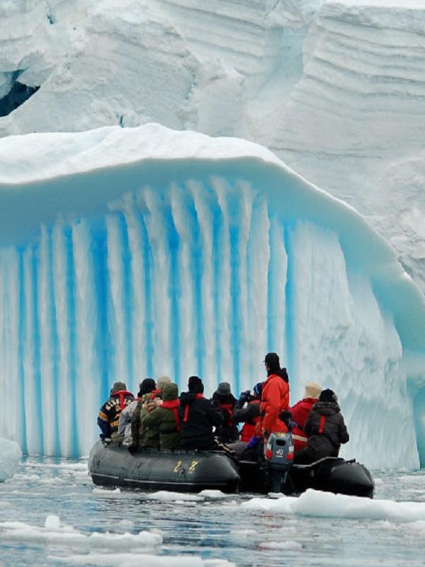 Un glaciar antártico gigante provocará la elevación del nivel del mar