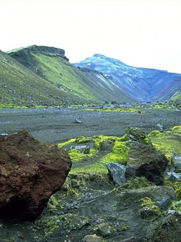 El apocalipsis volcánico de Islandia