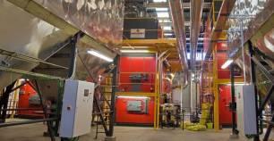 Los instaladores gallegos instalan ya el 20% de calefacción con biomasa