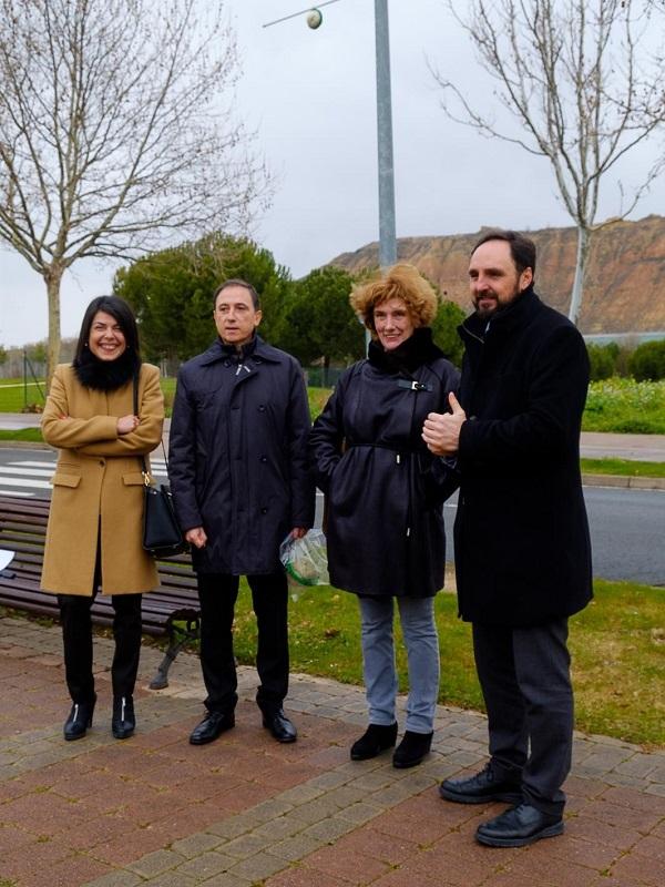 Logroño implementa tecnología verde con innovadores biomonitores para analizar la calidad del aire