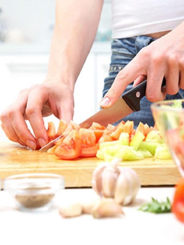 La dieta mediterránea es fantástica para paliar los efectos de la menopausia