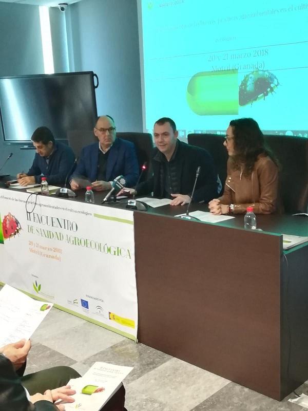 Impulso decidido al cultivo ecológico granadino