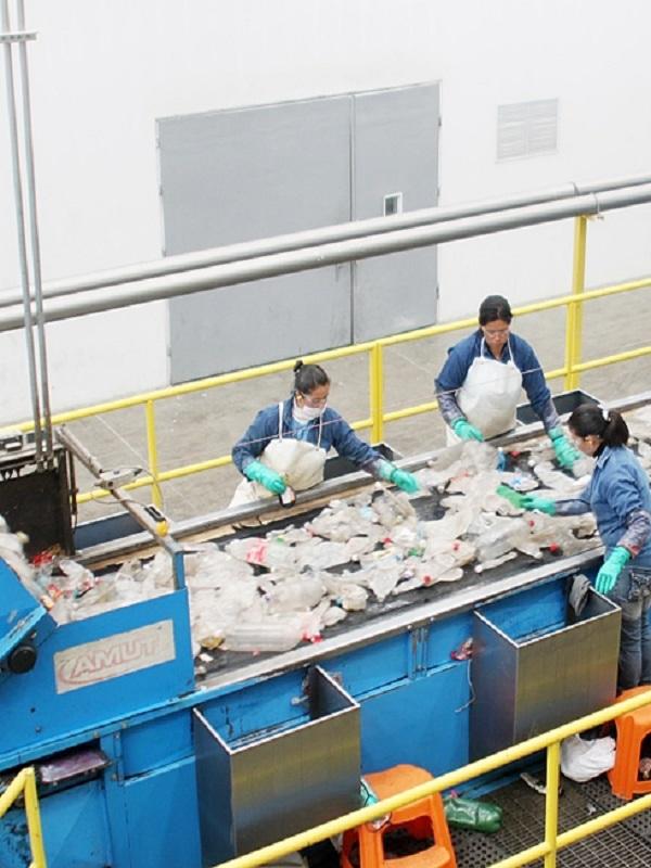 Ciudadanos (Gijón) propone crear un sello municipal para las empresas comprometidas con el reciclaje