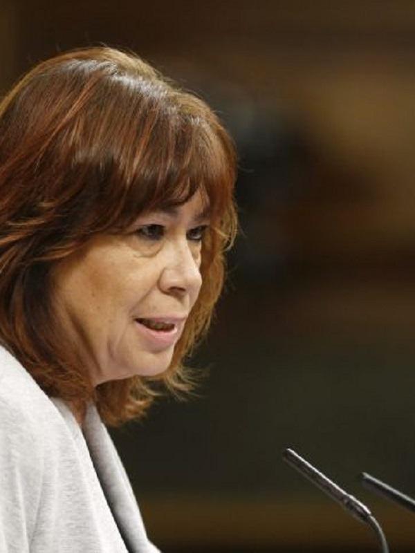 Cristina Narbona propone cambiar la política de oferta del agua