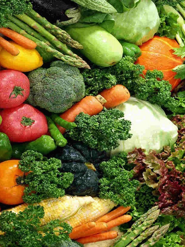 Alimentos ecológicos en más de 1.000 colegios andaluces