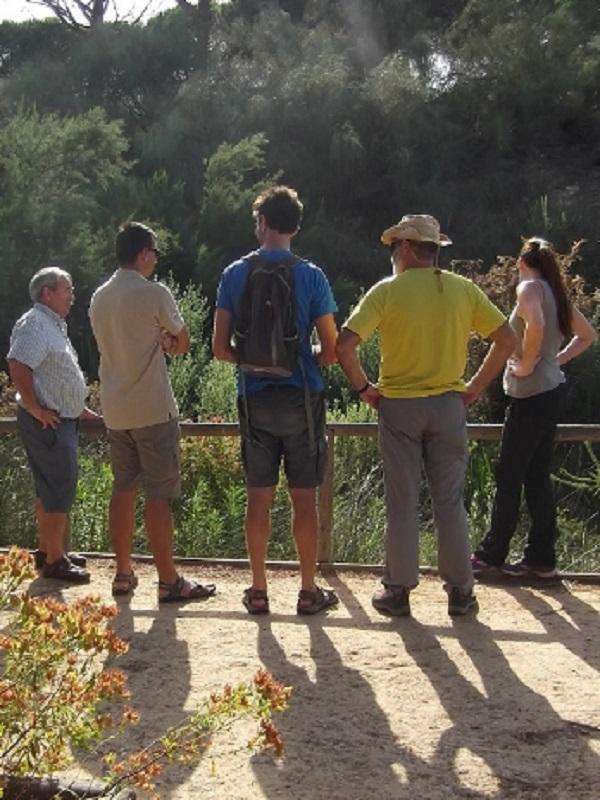 Actividades ecoturísticas en espacios naturales andaluces para el mes de abril