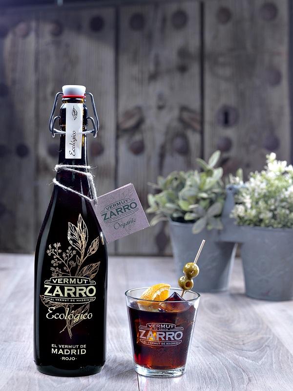 Zarro, el vermut ecológico