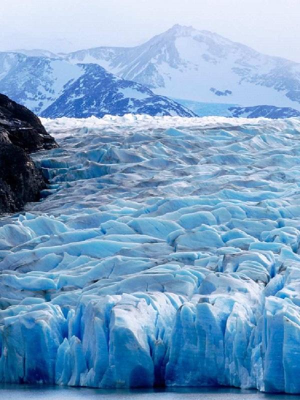 El riesgo de colapso del glaciar Thwaites une a EEUU y Reino Unido