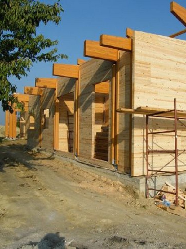 Jornada sobre construcción sostenible con madera en el COAC (Col·legi d'Arquitectes de Catalunya)