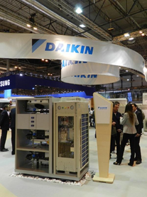 Daikin a la vanguardia de la climatización