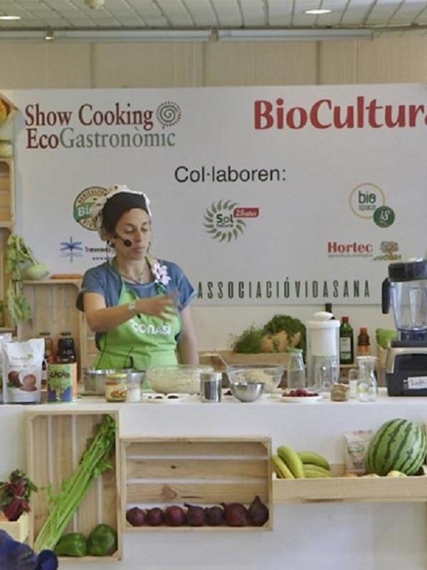 En BioCultura Barcelona participan más de 70 empresas catalanas de alimentos ecológicos
