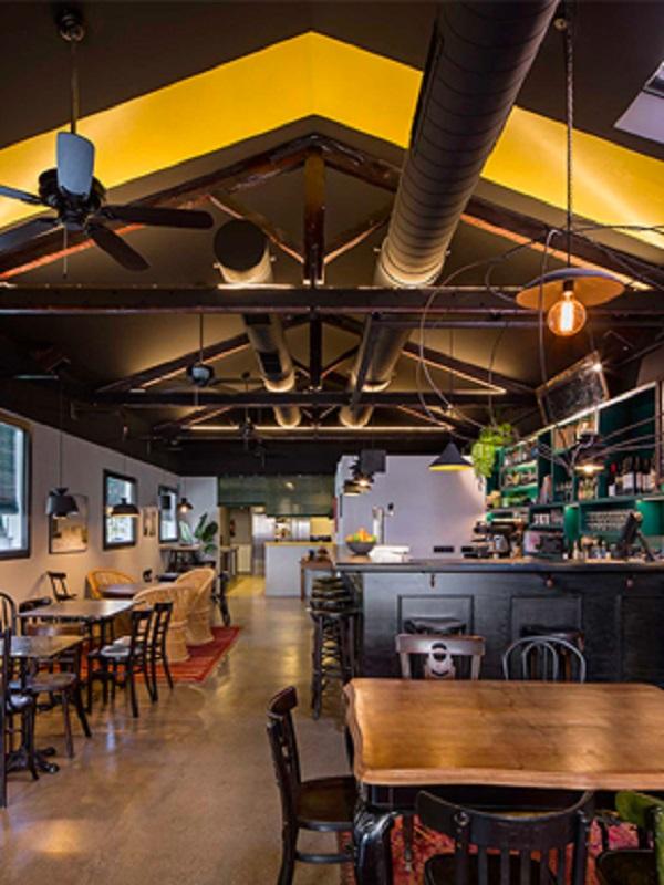 Primera rehabilitación, con criterios EnerPhit-Passivhaus, de un restaurante en España