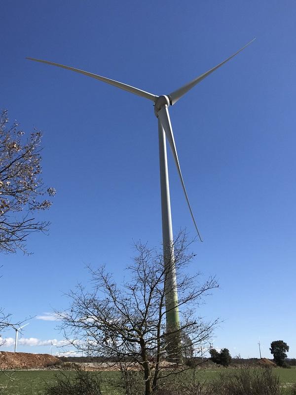 Energía eólica comunitaria en el término municipal de Pujalt (Barcelona)
