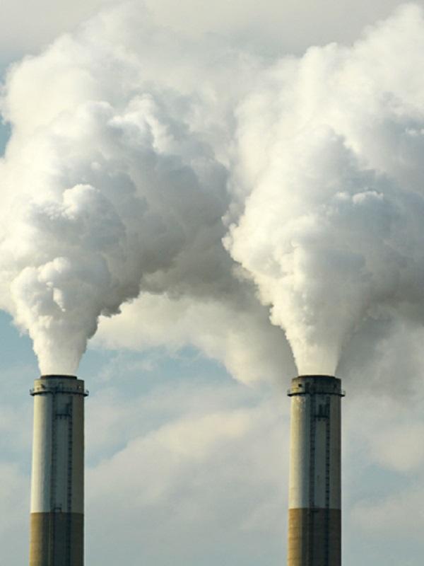 EQUO denuncia la pasividad del Gobierno ante el aumento de las emisiones de CO2