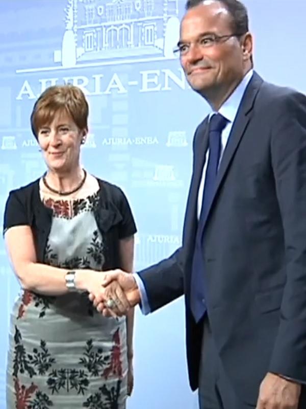 Gobierno Vasco y Siemens Gamesa se comprometen con Euskadi