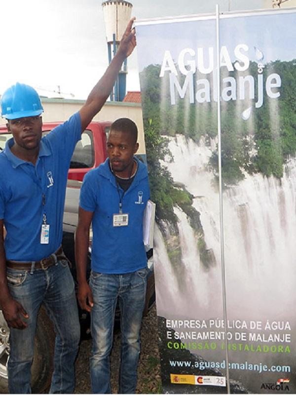 Global Omnium consolida su presencia en Angola con el asesoramiento de Aguas de Malanje