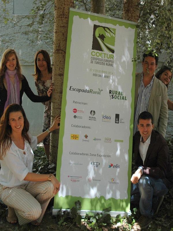 Congreso de turismo rural COETUR