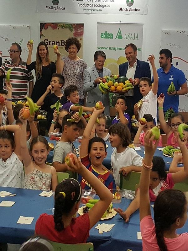 La Región de Murcia fomentará hábitos saludables