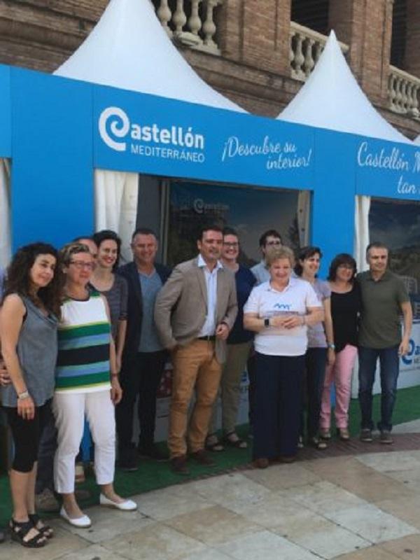 La Generalitat Valenciana promociona la oferta turística, deportiva y cultural de Castellón a medios internacionales