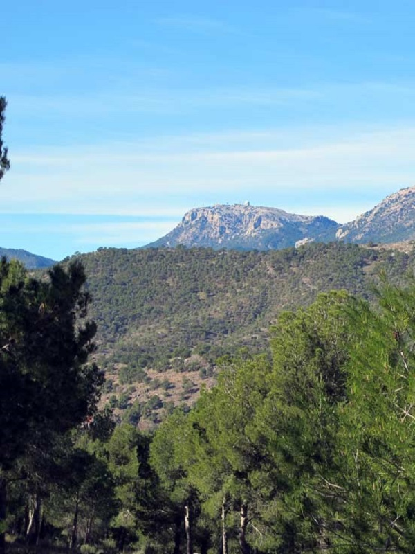 Ecoturismo en Sierra Espuña