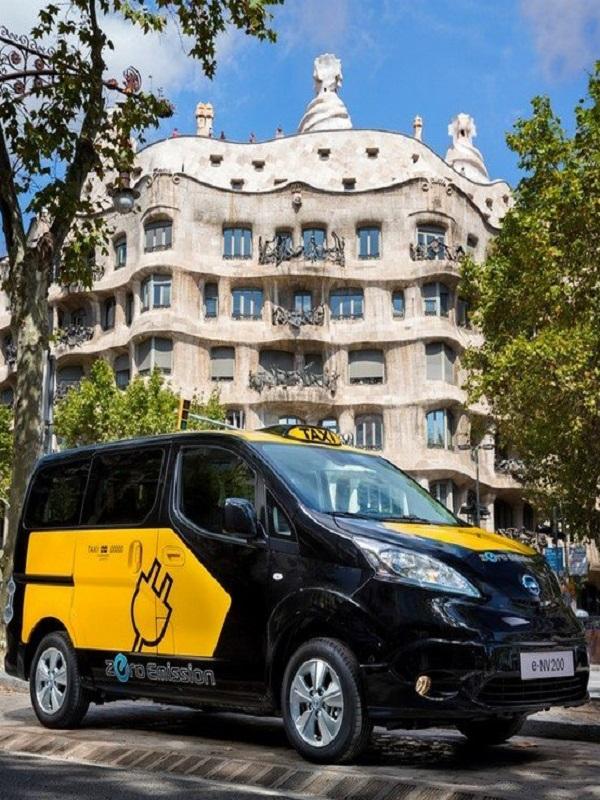 Barcelona. Ayudas para comprar taxis de bajas emisiones