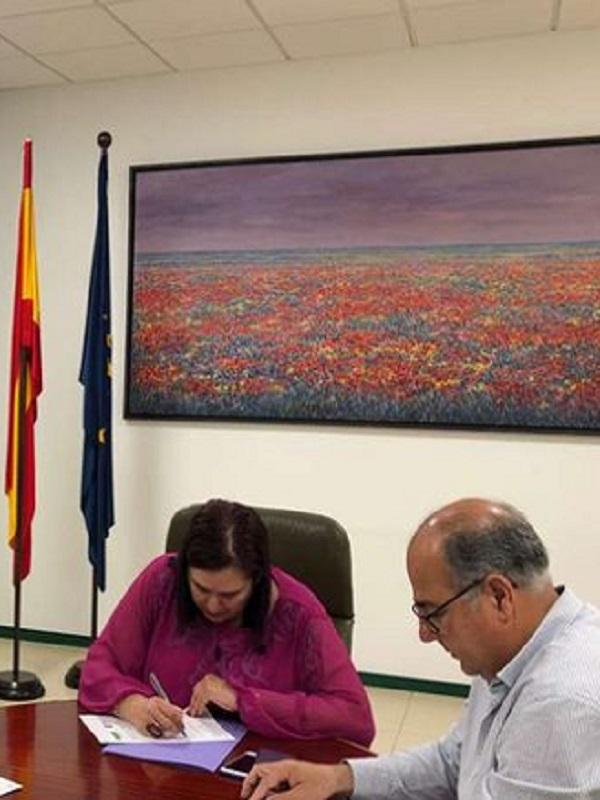 Red Eléctrica y Extremadura, alianza para la conservación de la biodiversidad