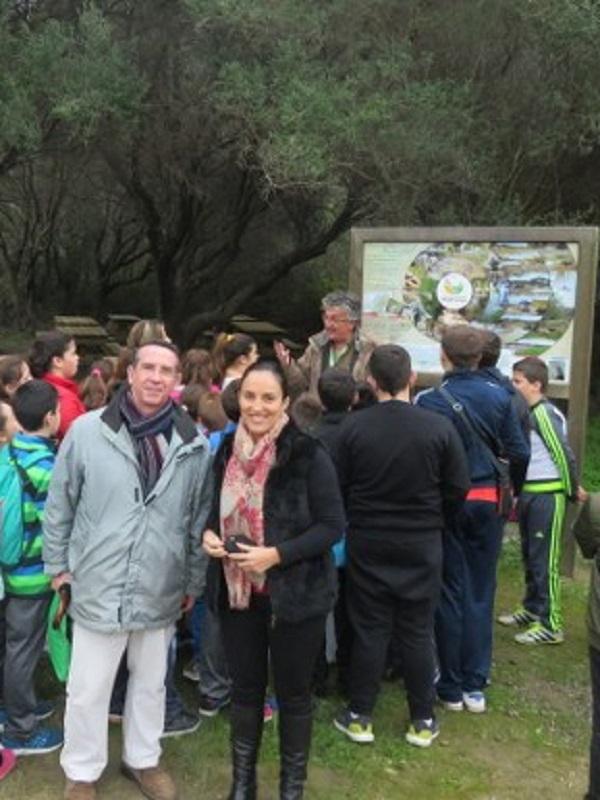 Andalucía y Fundación Cepsa renuevan su acuerdo para conservación y educación ambiental