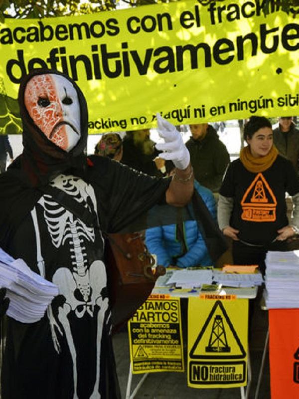 Cantabria, protección frente al fracking