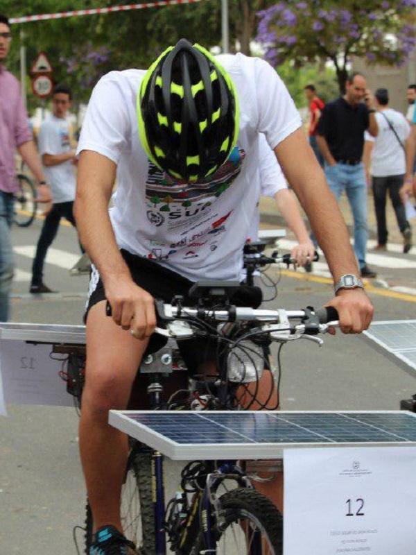 Huelva, tercera competición de vehículos solares eléctricos