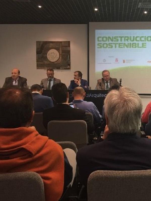 Jaén se apunta a la Construcción Sostenible