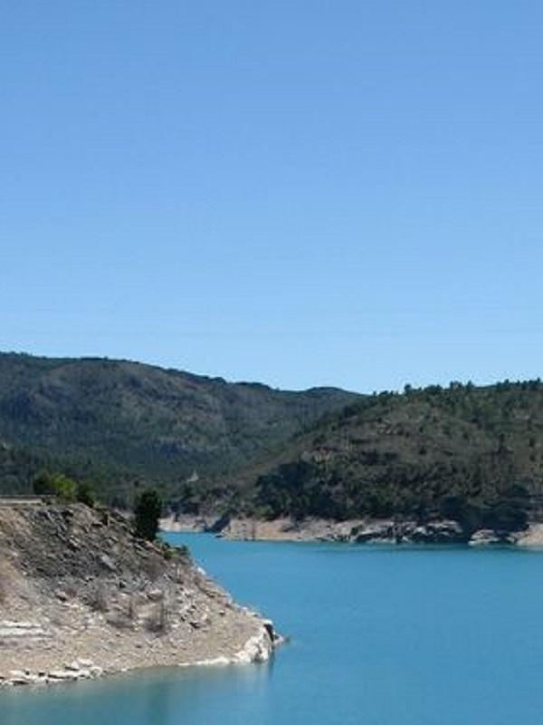 Los pantanos de la cuenca del Segura mejoran sus reservas
