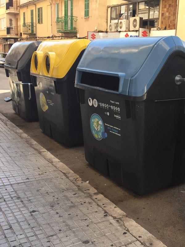 Barcelona apuesta por la recogida selectiva
