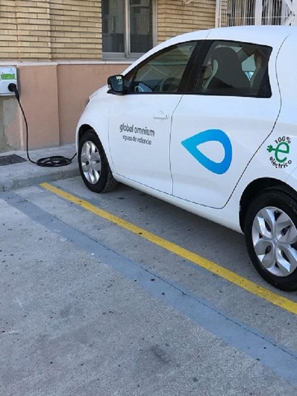 Global Omnium reduce su impacto medioambiental con vehículos ecológicos en su flota