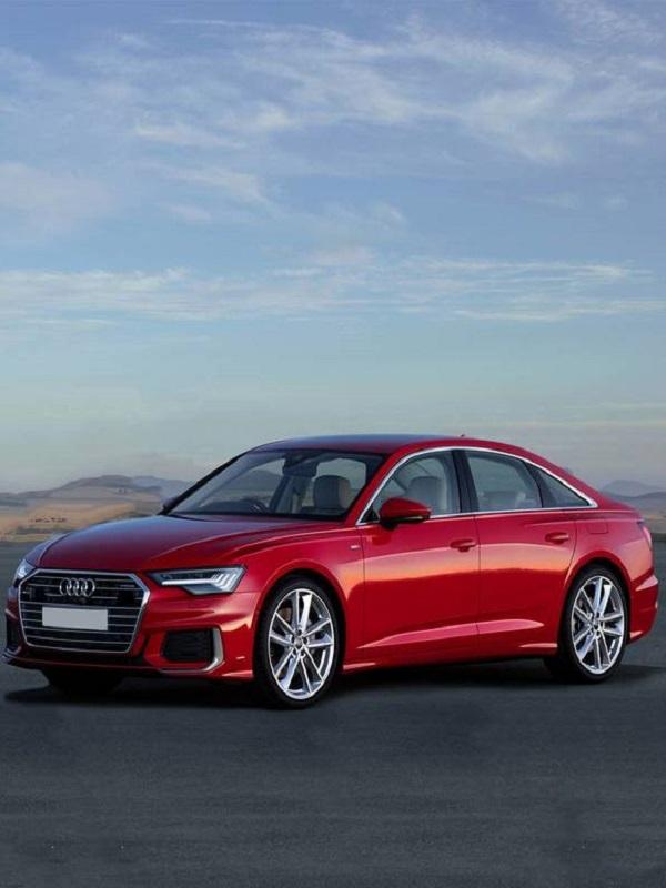 El nuevo Audi A6 contempla tres motores eléctricos
