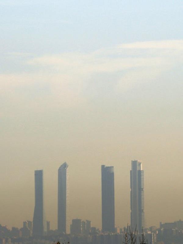 Europa le perdona la vida a España por la contaminación atmosférica de Madrid y Barcelona