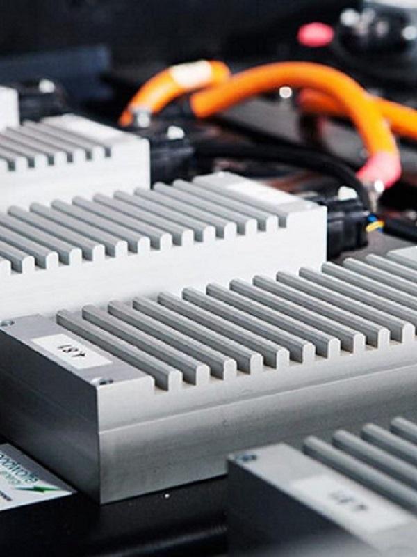 Las baterías de los coches eléctricos de la mano con la economía circular