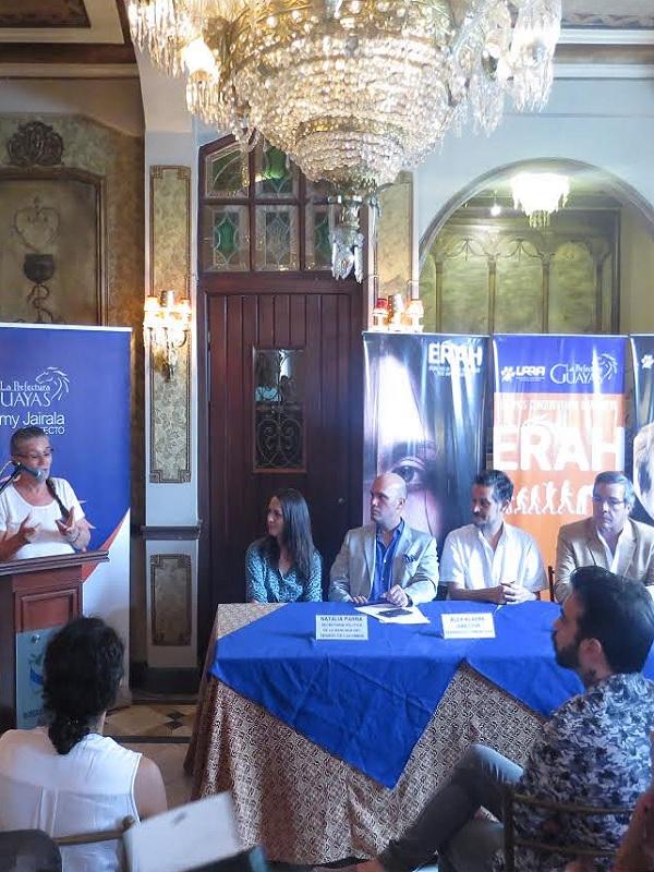 La Oficina ERAH de Ecuador, Premio APDDA Internacional