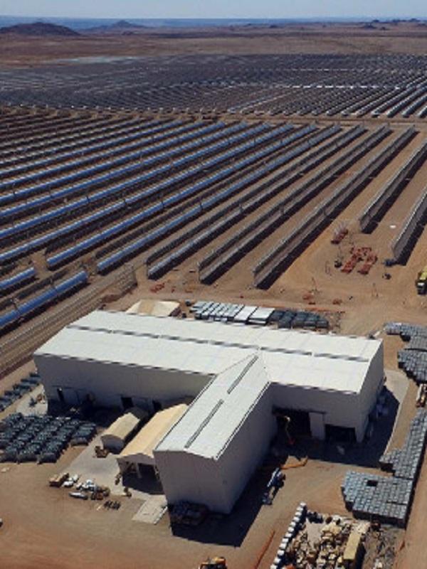 Abengoa y sus socios inauguran la planta Xina Solar One en Sudáfrica