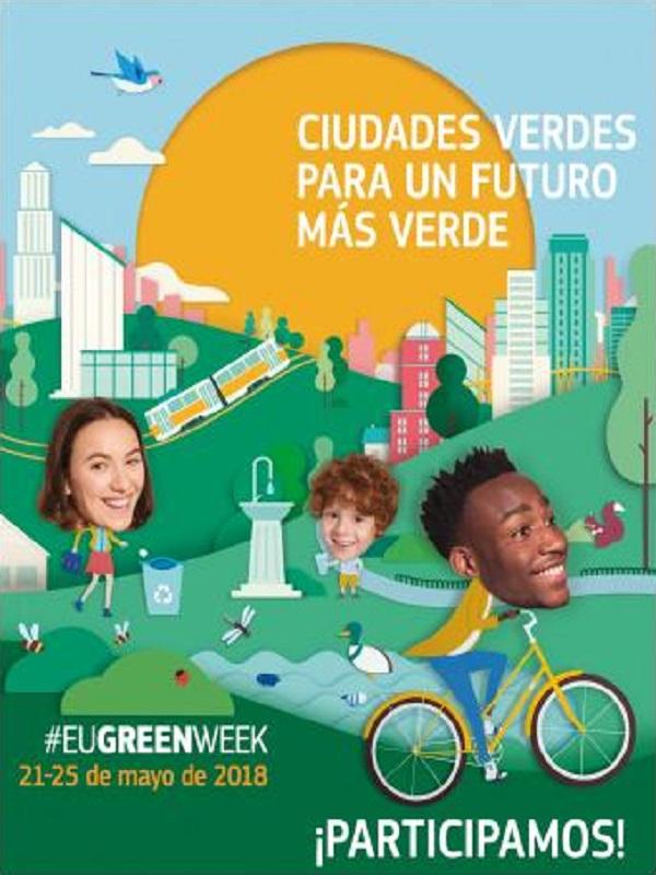 Europa enfatizará en la ecologización de las ciudades en la Semana Verde 2018