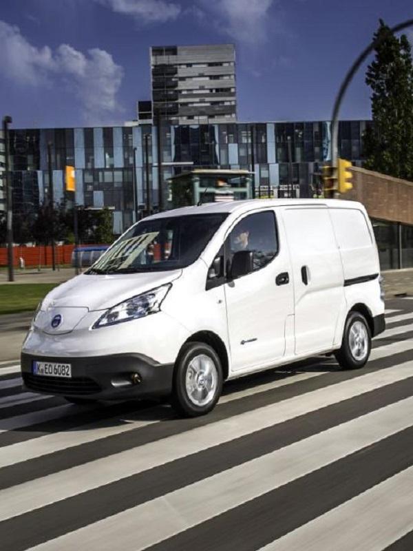Nissan arranca la venta de la furgoneta 100% eléctrica e-NV200