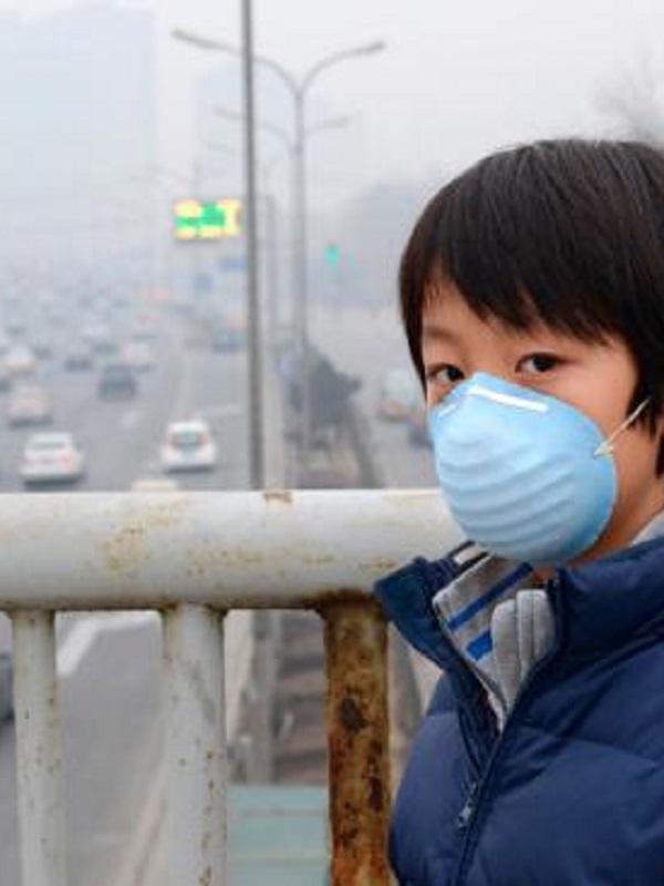 A más ozono, más asma