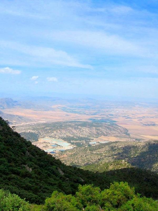 Ecoturismo en la Sierra del Carche
