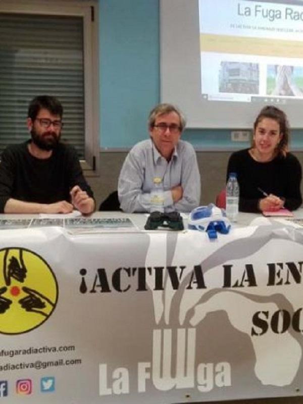 Dramática Evacuación en Cuenca por La Fuga Radiactiva