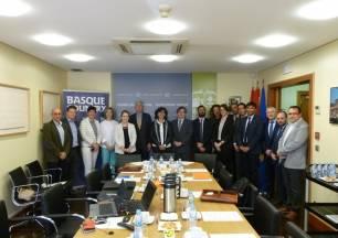 Euskadi presenta su política en materia de economía circular a las embajadas extranjeras en Madrid