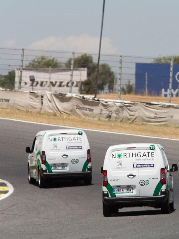 Séptima Green Drivers en el Circuito del Jarama