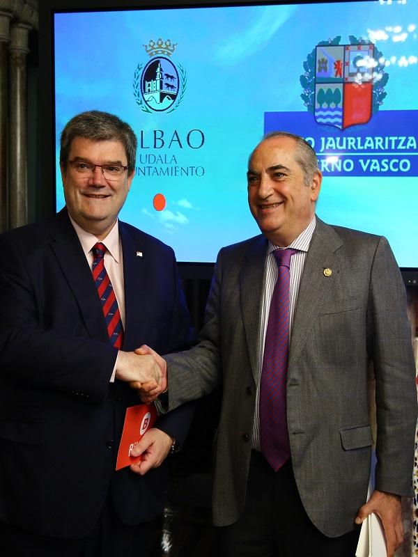 Gobierno Vasco y el Ayuntamiento de Bilbao alianza para mejorar la calidad del aire
