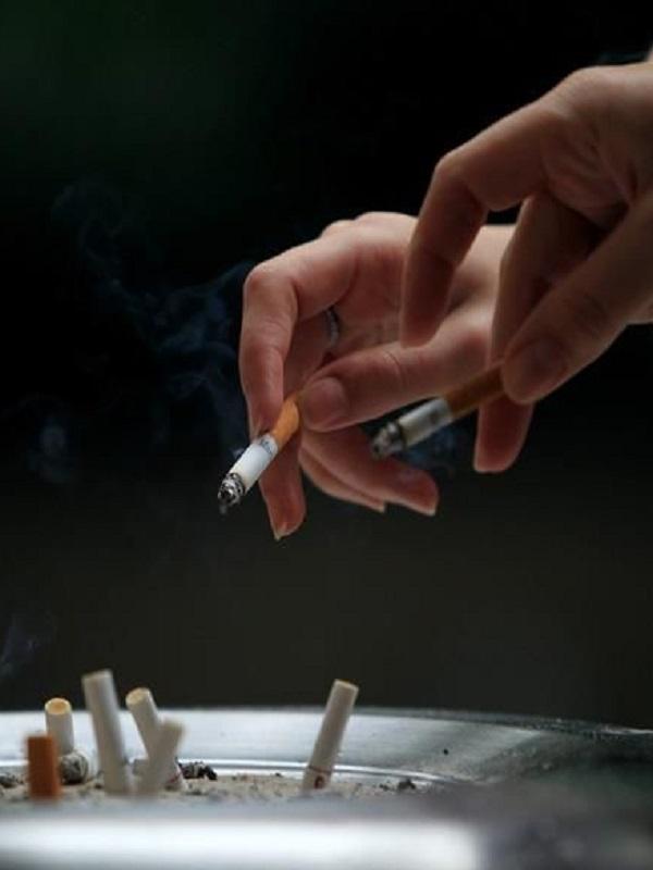 La mitad de los niños está expuesto a humo ambiental de tabaco