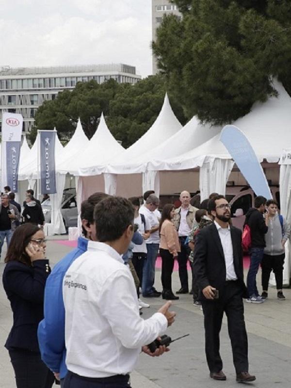 IBIL presenta sus novedades en la Feria del Vehículo Eléctrico de Madrid