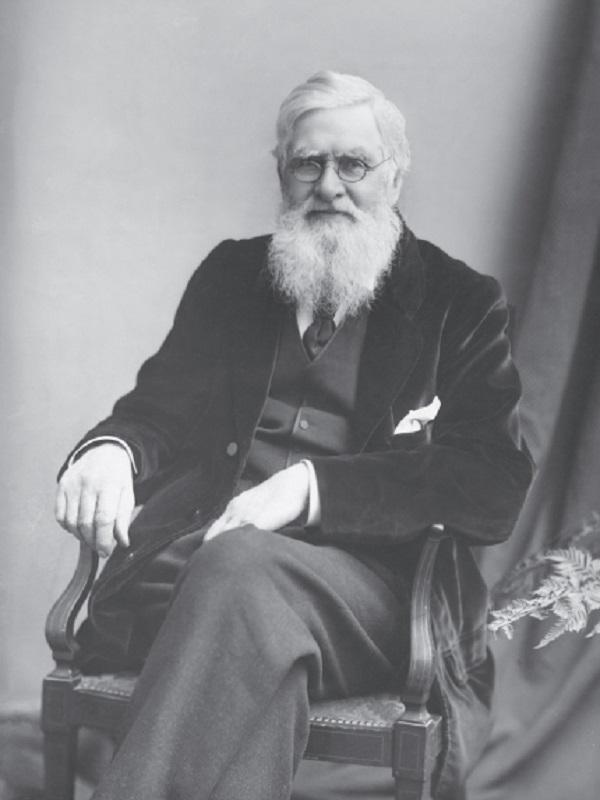 Alfred Russel Wallace, el defensor de la selección natural
