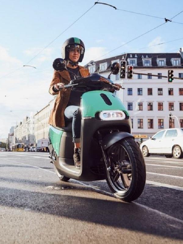 Madrid acogerá el servicio de 'eScooter sharing' Coup
